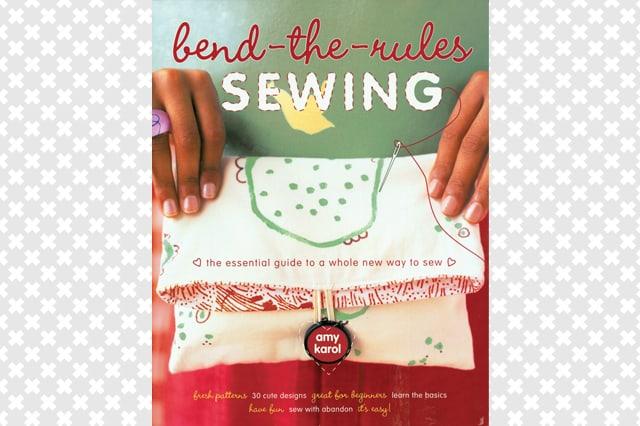 Βιβλίο ραπτικής: Bend the Rules Sewing 1
