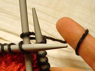 Πλεκτά γάντια χωρίς δάκτυλα 8