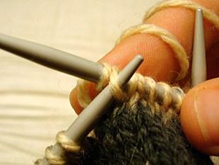 Πλεκτά γάντια χωρίς δάκτυλα 9