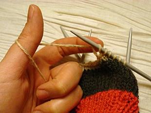 Πλεκτά γάντια χωρίς δάκτυλα 11