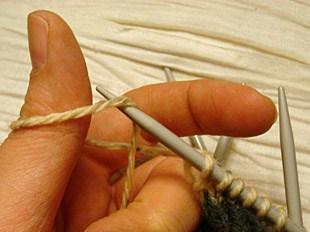 Πλεκτά γάντια χωρίς δάκτυλα 12
