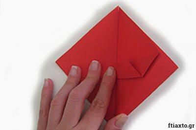 Πασχαλιάτικα καλαθάκια origami 11