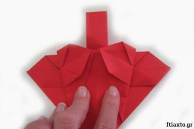 Πασχαλιάτικα καλαθάκια origami 17