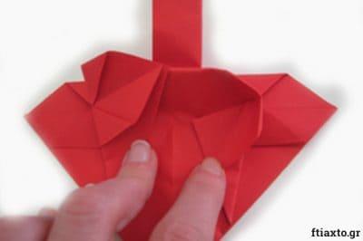 Πασχαλιάτικα καλαθάκια origami 18