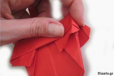 Πασχαλιάτικα καλαθάκια origami 20