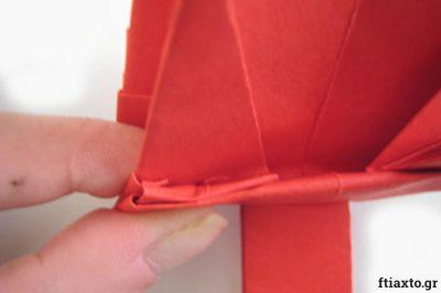 Πασχαλιάτικα καλαθάκια origami 22