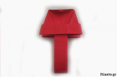 Πασχαλιάτικα καλαθάκια origami 23