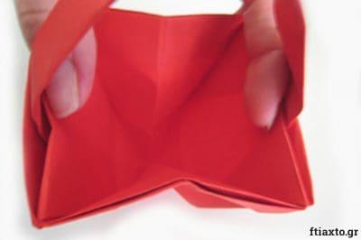 Πασχαλιάτικα καλαθάκια origami 24