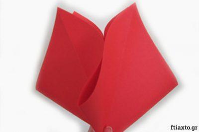 Πασχαλιάτικα καλαθάκια origami 5