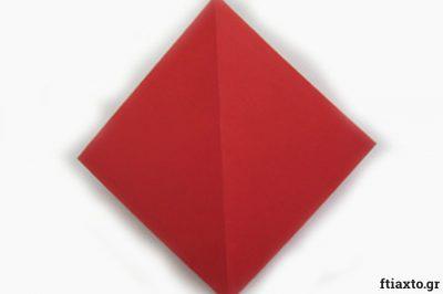 Πασχαλιάτικα καλαθάκια origami 6