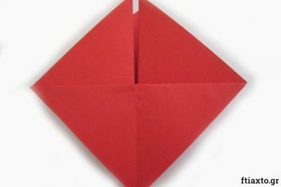 Πασχαλιάτικα καλαθάκια origami 7
