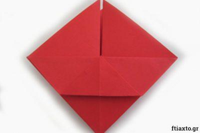 Πασχαλιάτικα καλαθάκια origami 8