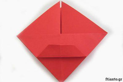 Πασχαλιάτικα καλαθάκια origami 9