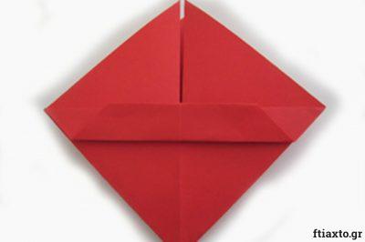 Πασχαλιάτικα καλαθάκια origami 10