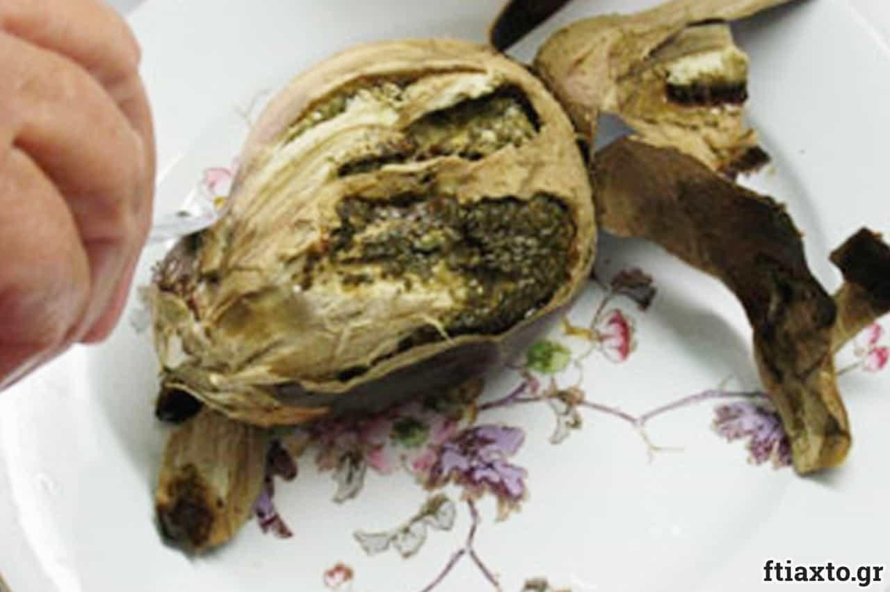 Η μελιτζανοσαλάτα της Μυρτώς 5
