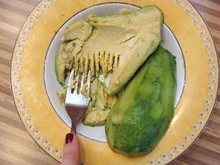 Σάλτσα Guacamole 3
