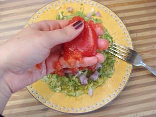 Σάλτσα Guacamole 4