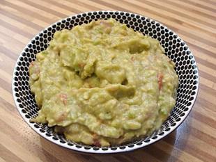 Σάλτσα Guacamole 5