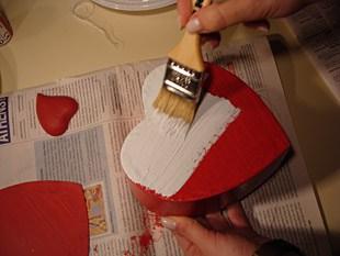 Καρδιά κρακελέ 5