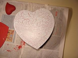 Καρδιά κρακελέ 6