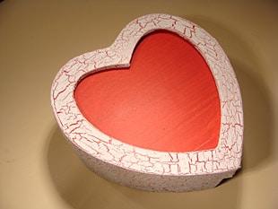 Καρδιά κρακελέ 7