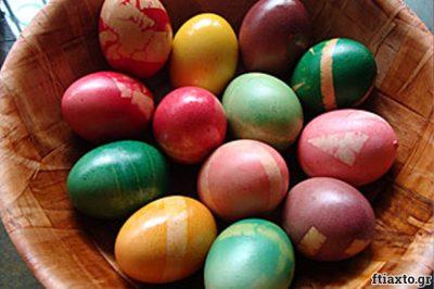 Βάφουμε αυγά 9