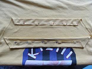 Μπλουζάκι με κορδόνι 5