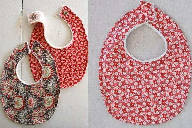Σαλιάρες για crafty μαμάδες και μωρά 1