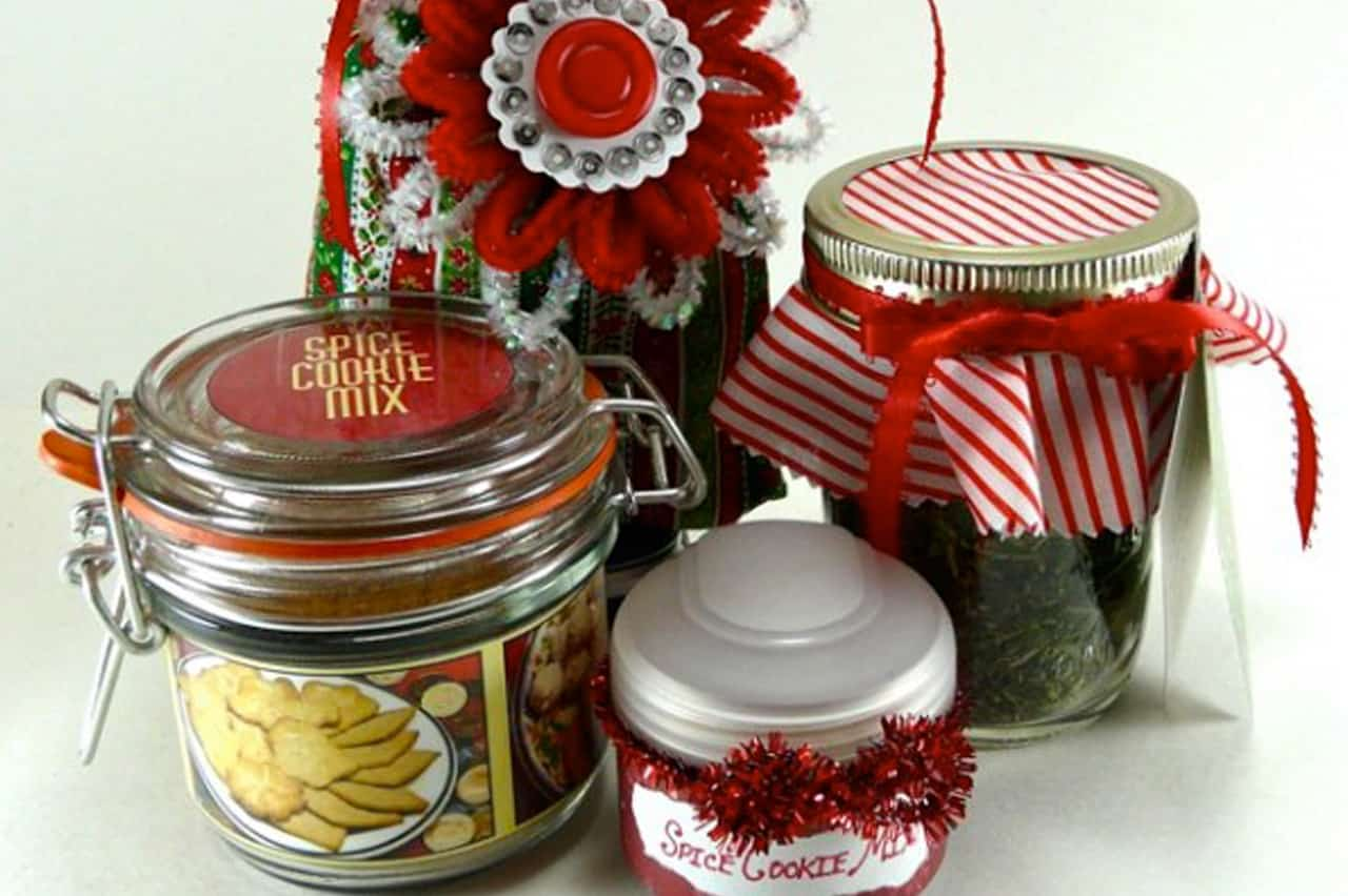 Mπαχαρικά και βότανα: Έξυπνο δώρο για τις γιορτές 2