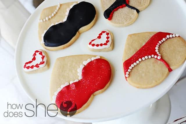 Τολμηρά μπισκότα για του Αγ. Βαλεντίνου 1