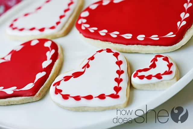 Τολμηρά μπισκότα για του Αγ. Βαλεντίνου 2