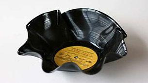 vinyl-bowl