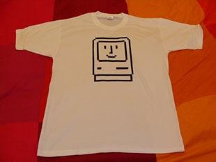 Μπλουζάκι με εικονίδιο mac 6
