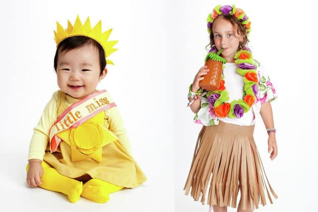 9 ιδέες για παιδικές αποκριάτικες στολές 1