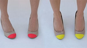 neon-toe-shoes