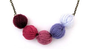 yarnball-necklace