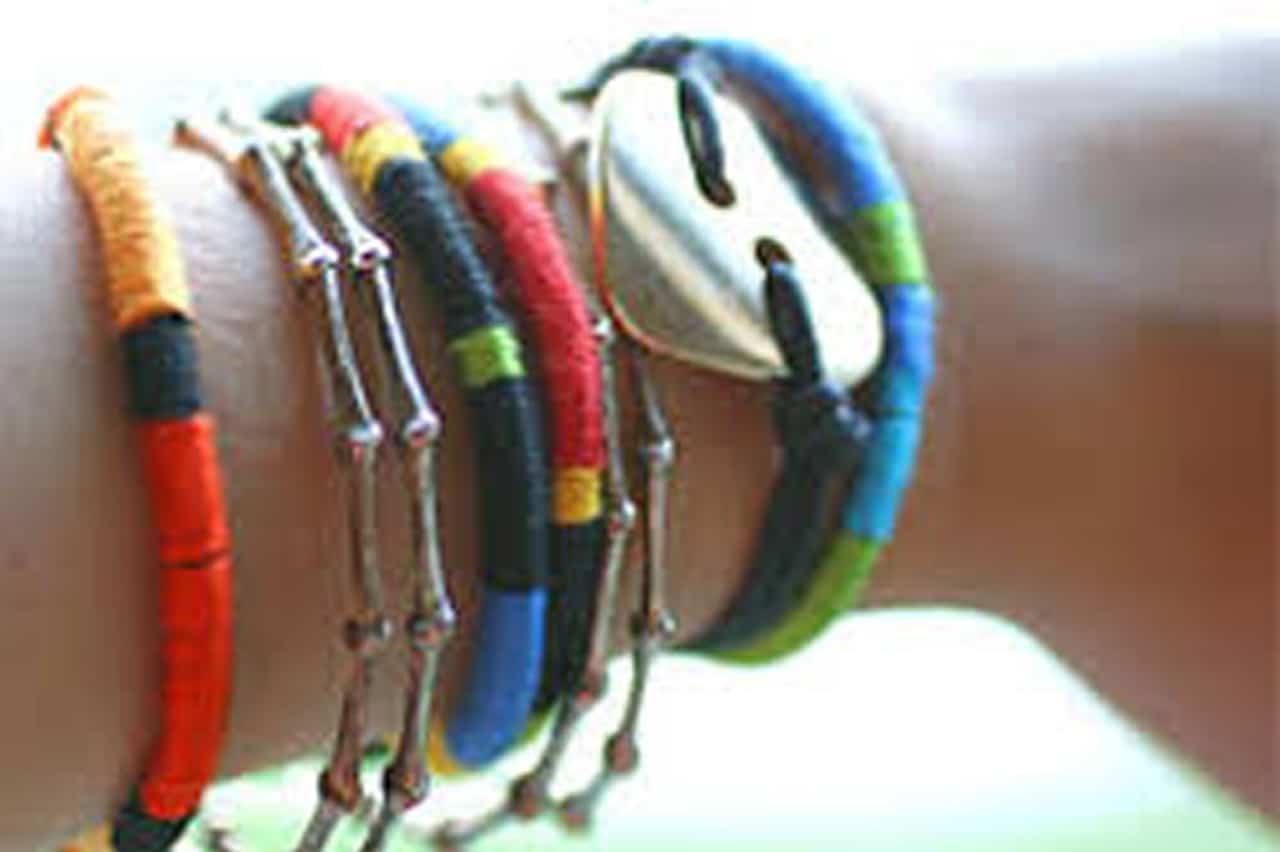 Βραχιολάκια από σκοινί 1