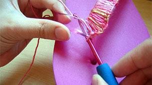 crochet-flipflop