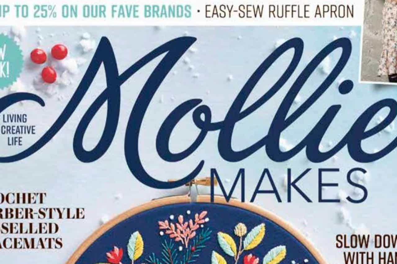 Mollie Makes 1