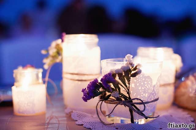Ένας χειροποίητος γάμος με σεμέν 2