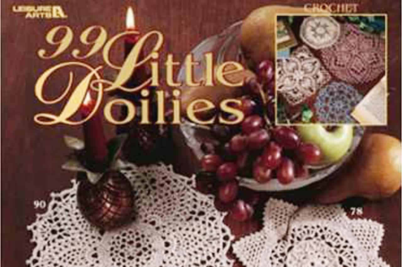 99 Little Doilies 4