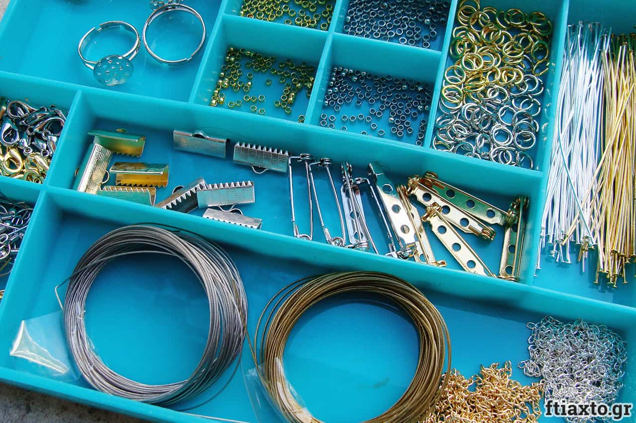 Λίστα βασικών υλικών και εργαλείων για το κόσμημα (faux bijoux) 3
