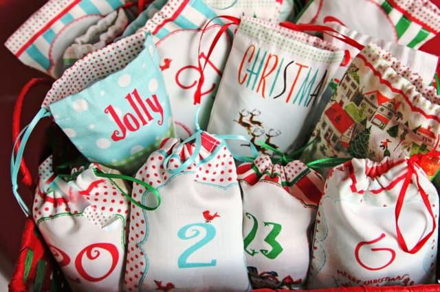 Χριστουγεννιάτικα ημερολόγια 1