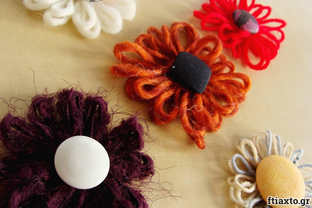 Video #46 - Εργαλείο για λουλούδια (knit wit) 5