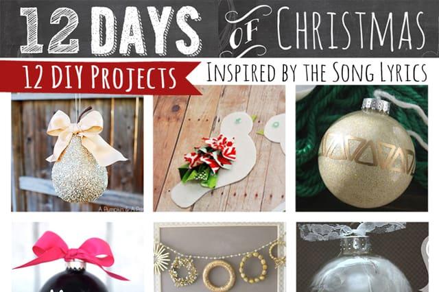 12 ημέρες Χριστουγέννων για στολίδια 1