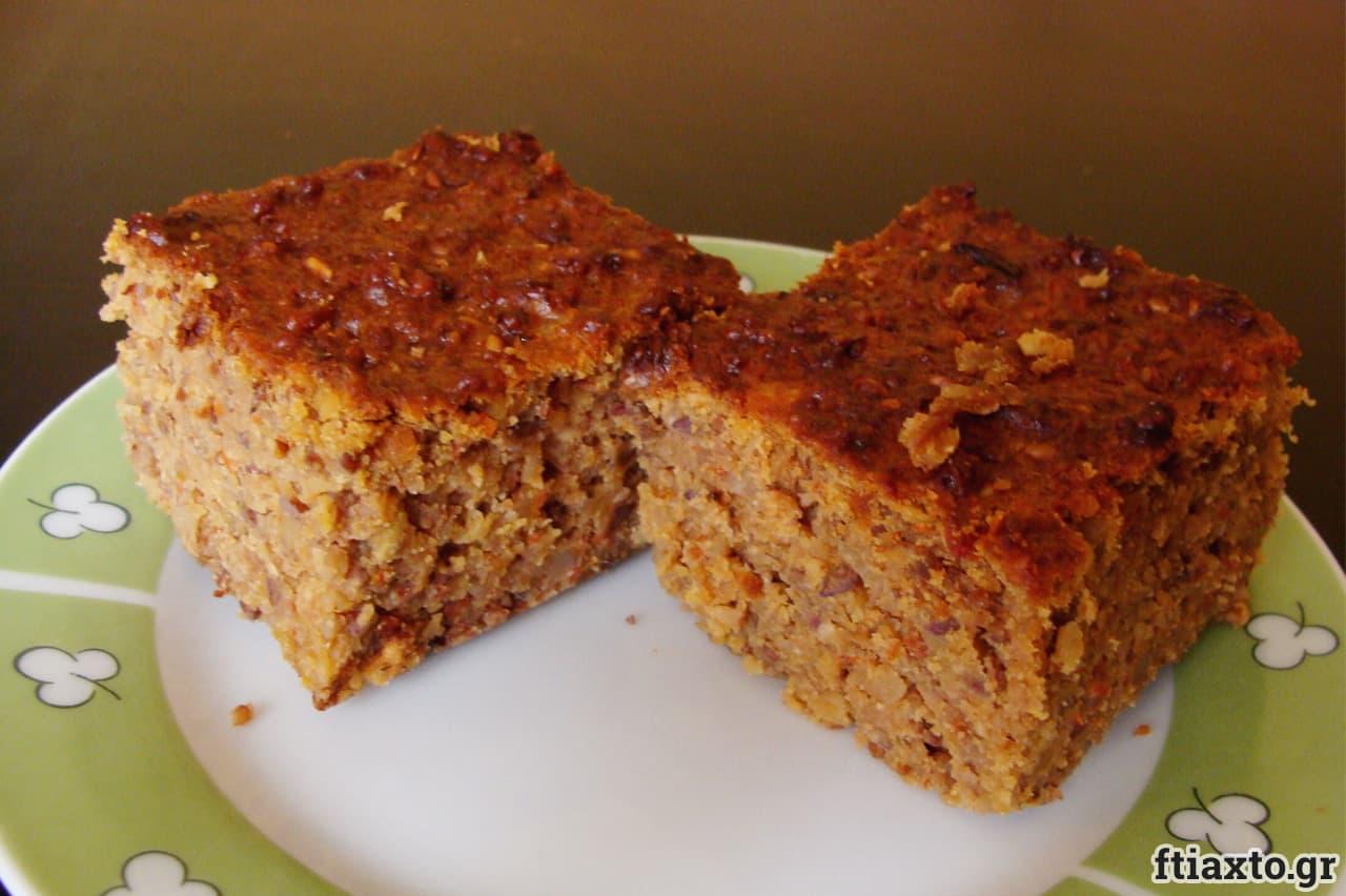 Θρεπτικό κέικ για εγκυμονούσες 1
