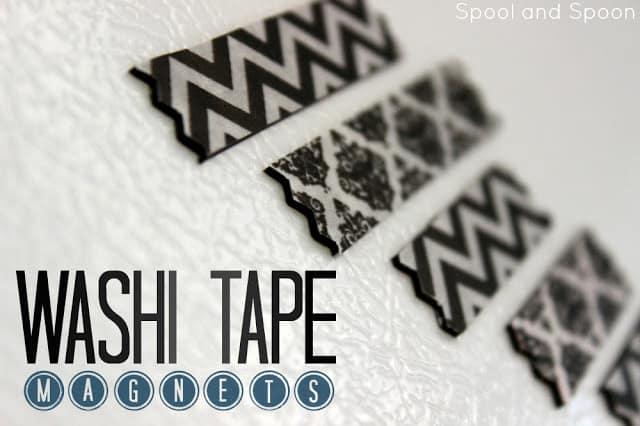Washi μαγνήτες για το ψυγείο 1