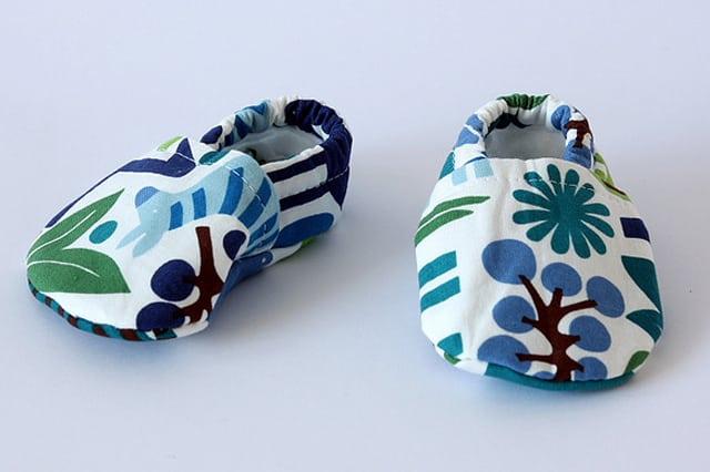 Μαλακά παπούτσια μωρού 5
