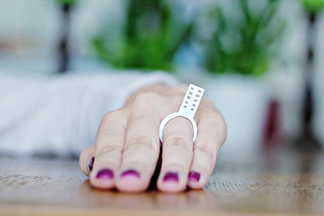 Δαχτυλίδια από θερμοσυστελλόμενο πλαστικό 1