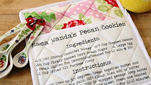 recipe-potholder